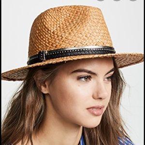 NWT: Eugenia Kim Genie Billie Hat, Camel One Size